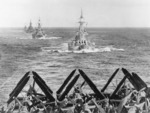 US Battleships return to Ulithi