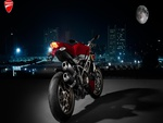 Ducati in Night