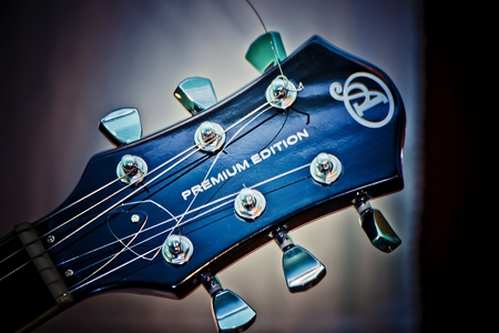 Guitar - photo, music, guitar, sound