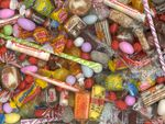 Candy Variety Abstract
