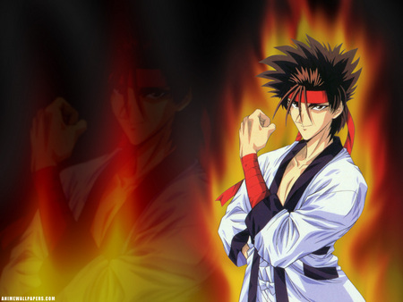 Untitled Wallpaper - rurouni kenshin