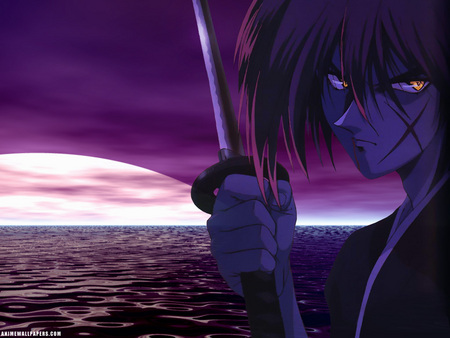 Untitled Wallpaper - kenshin