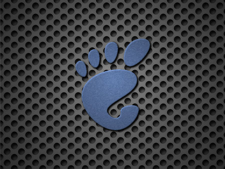 Grilled Gnome - grill, footprint, gnome