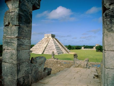Untitled Wallpaper - el castillo, mexico, chichen itza, mayan toltec