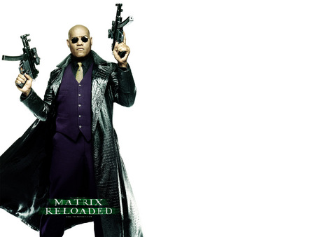 Untitled Wallpaper - matrix, 7, matrix reloaded, laurence fishburne, morpheus, the matrix