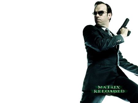 Untitled Wallpaper - matrix, hugo weaving, matrix reloaded, the matrix, agent smith