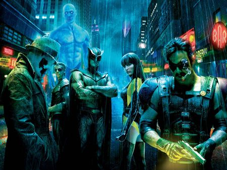 Watchmen - group shot