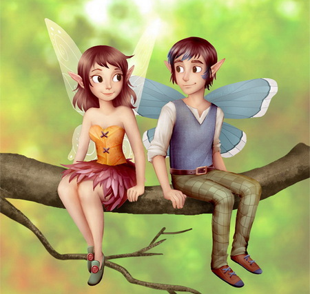 the boy the girl the fairy Read the lonely boy meets the girl from the story the cursed boy ((nalu and fairy tail fanfic)) by juvia_is_here (fantasy) with 4,365 reads fairy, natsuxlucy.