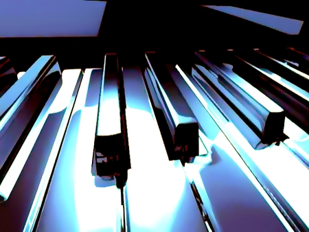 abstract piano art wallpaper - photo #11