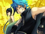 Black Star and Tsubaki