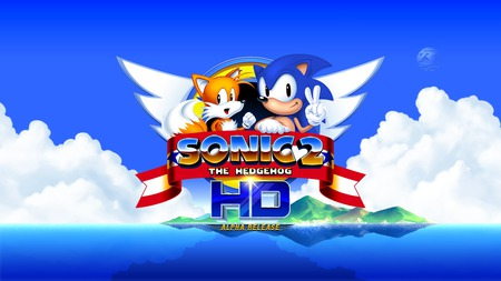 Sonic 2 HD Wallpaper - wallpaper, hd, 2, sonic