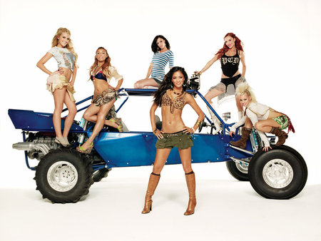 race car,hot,girls, - race car, hot, girls