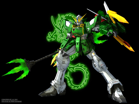 Nataku Gundam - Gundam Wing & Anime Background Wallpapers ...