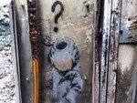 Banksy Little Diver