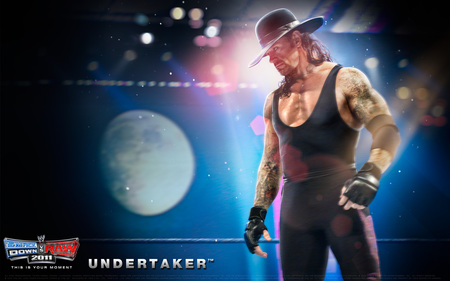 Wwe SmackDown Vs Raw 2011 Wallpaper - smackdown vs raw 2011, the deadman, wwe, undertaker