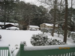 Snow in Hot Lanta!