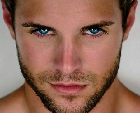 Blue eyes - Models Male & People Background Wallpapers on ...