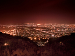 Islamabad - City-Scape at Night