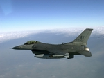 F-16 Fighting Falcon Fighter