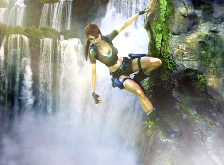 Tomb Raider - laura croft, game, tomb raider, video