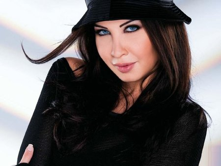 nancy ajram - girl, models, people, music