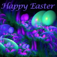 HAPPY EASTER Nexus friends
