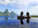 Romantic St. Lucia