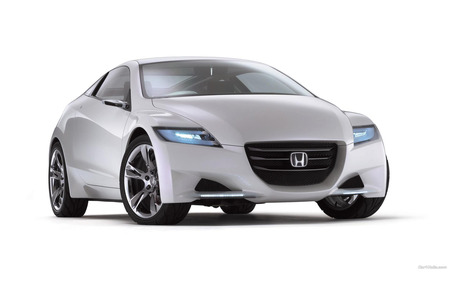 Honda CR-Z Concept High Res - Honda & Cars Background Wallpapers ...
