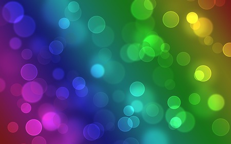 Bokeh Wallpaper - rainbow, wallpaper, bokeh, abstract, brvnbld