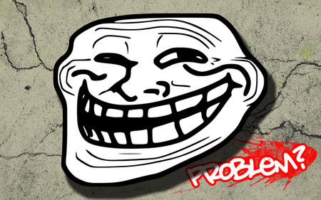 Trollface - trollface wallpaper, troll, trollface, problem, trollface wallpapers