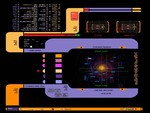 U.S.S. Enterprise Dashboard
