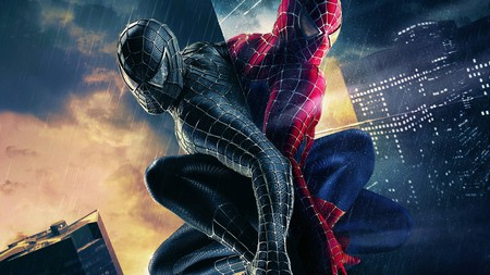 Spiderman - spiderman, movie, web, marvel