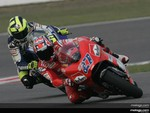 STONER/ROSSI BATTLE