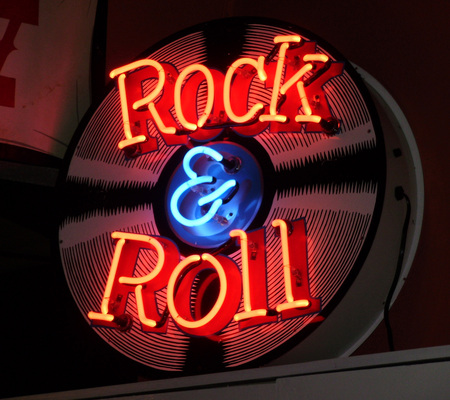 Rock and roll 3d and cg abstract background wallpapers for 3d rock wallpaper