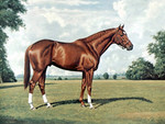 Secretariat - Triple Crown Winner F2