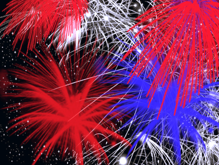 Image result for pretty 4th of july background
