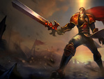 Garen - The Might of Demacia