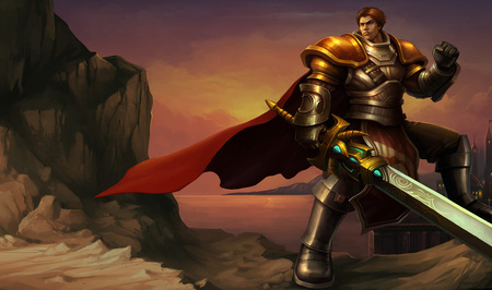 garen the might of demacia other amp video games