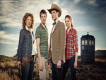 Doctor Who Comes to America