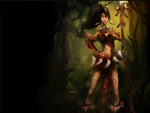 Nidalee - The Bestial Huntress