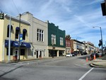 Campbellsville-Ky-Downtown