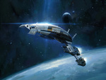 Mass Effect 2 Normandy SR2