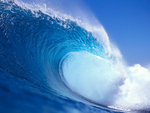 Huge Blue Wave
