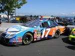 Matt Kenseth Aflac #17 race car nascar