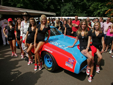 race car girls - Models Female & People Background Wallpapers on ...