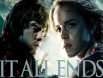 It All Ends Ron and Hermione 4800x3000