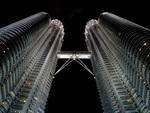 Petronas Towers Night