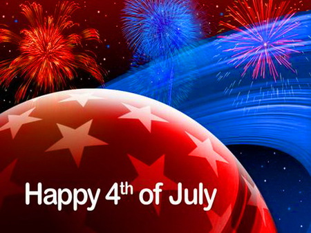 To my American friends - united states, white, blue, red, celebration, stars and stripes