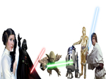 Star Wars Google Background Original Trilogy Two