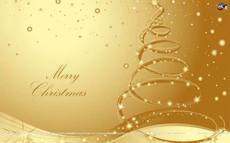 Merry Christmas - Collages & Abstract Background Wallpapers on ...